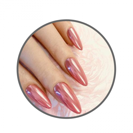Pink Mirror Powder